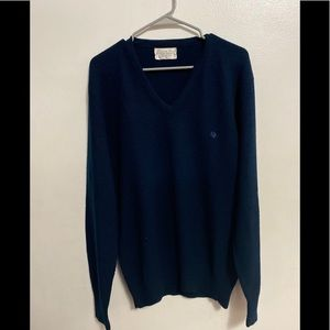 Christian Dior V neck sweater